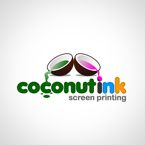 Help Coconut Ink with a new Logo Design