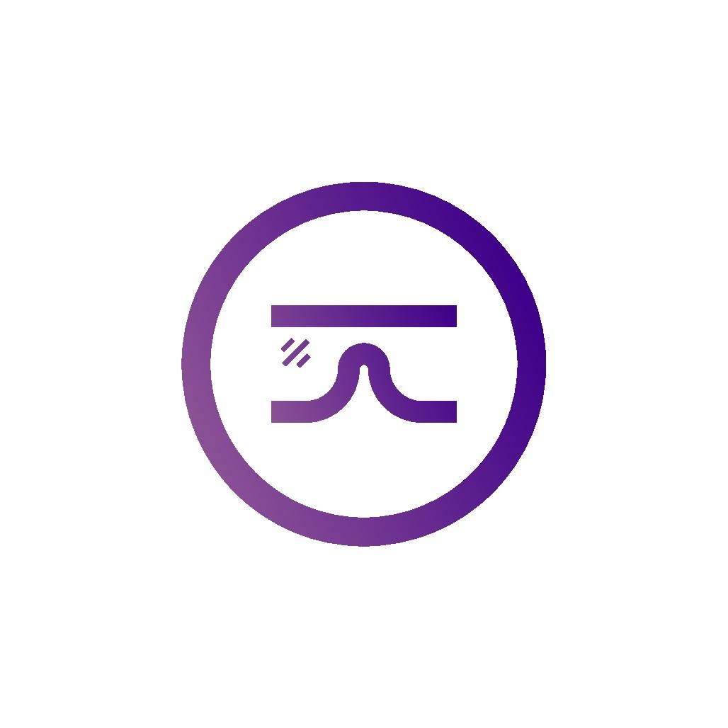 Logo and Social Media Pack for Eyewear Brand