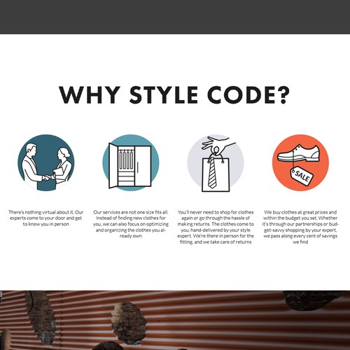 How It Works Icons for Style COde