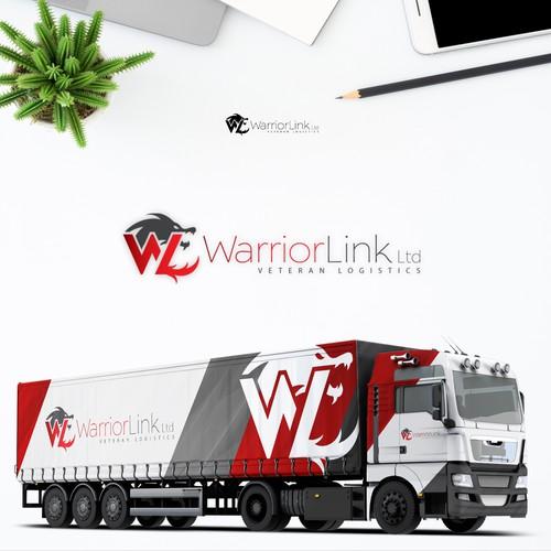 Warrior Link Ltd logo design