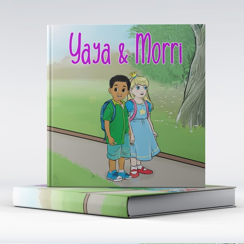 Children's book cover