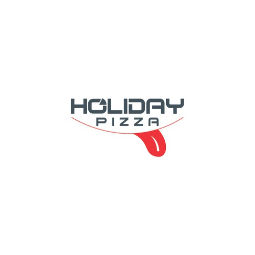 Attractive Logo for Holiday Pizza