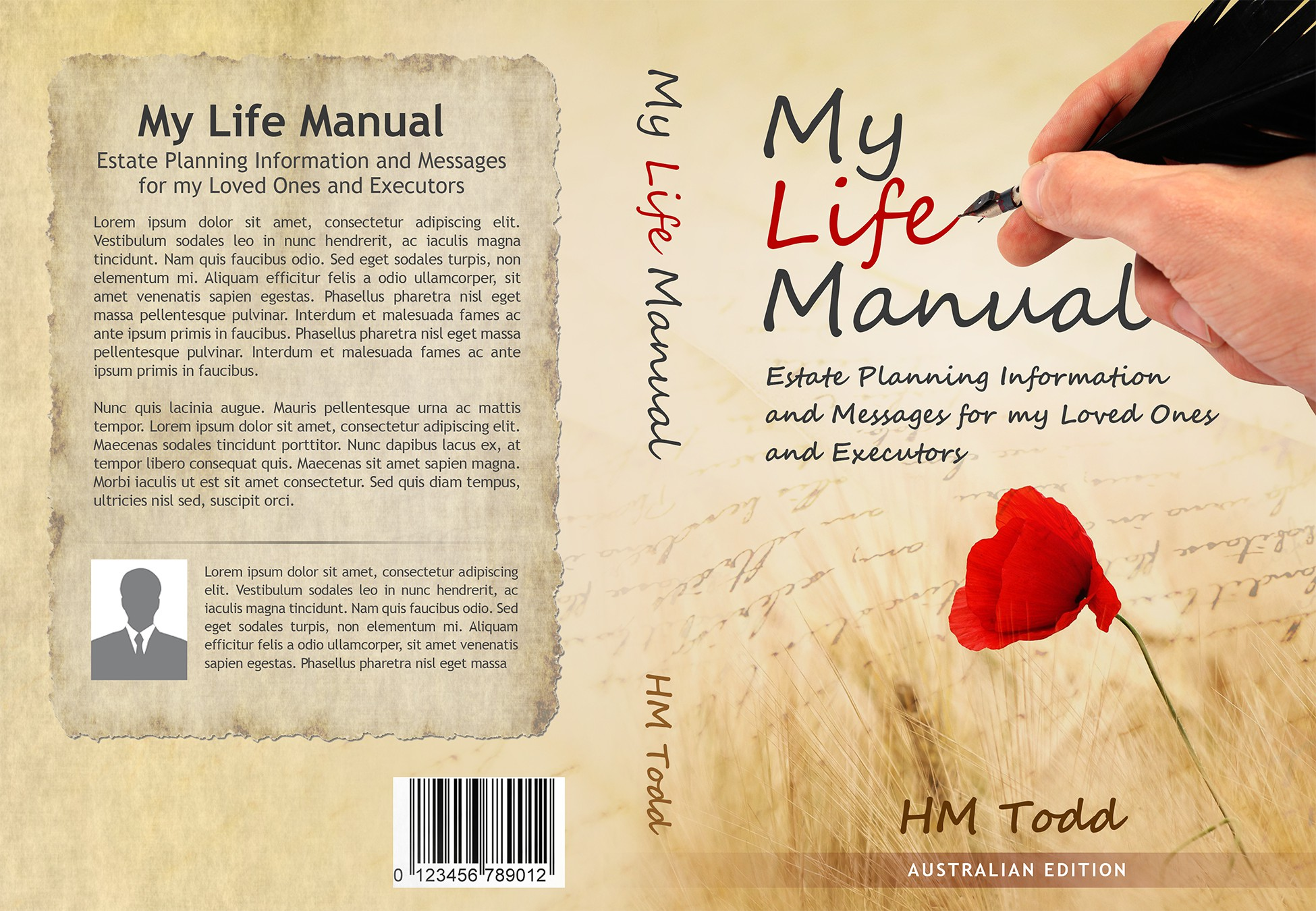 Book Cover for The Life Manual