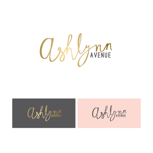 Modern logo for accessories brand