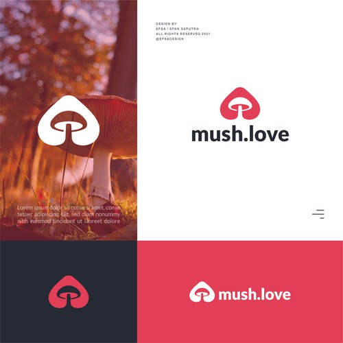(Sold Out) Mushroom + Love