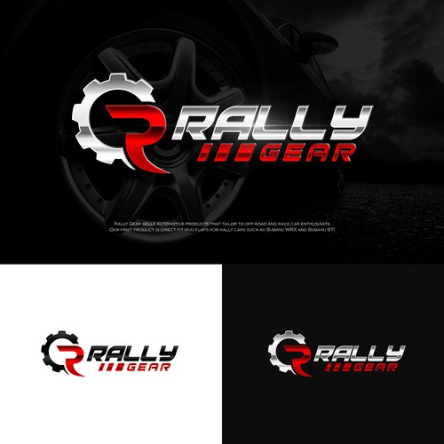 Rally Gear Logo