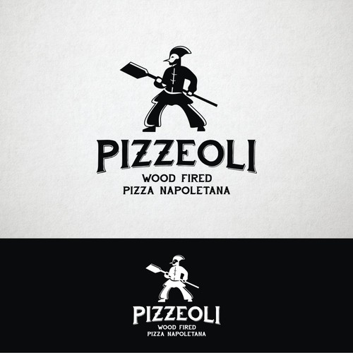 Logo for Wood Fired Neapolitan Pizzeria