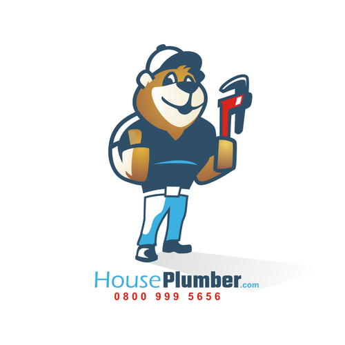 Logo for houseplumber.com