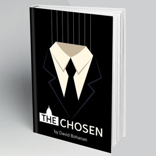 Book cover the chosen