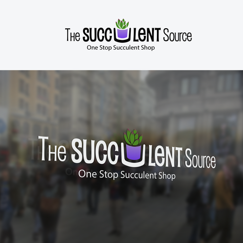 Logo for The Succulent Source