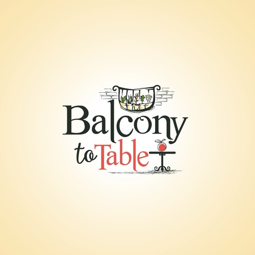 Balcony to Table