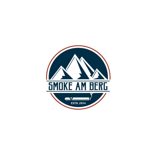 Smoke am Berg logo