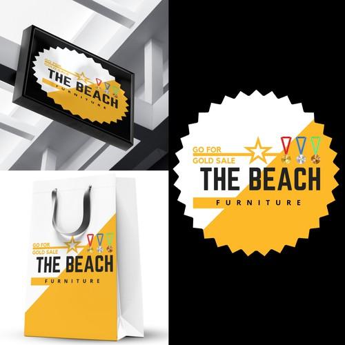 Sticker for The Beach Furniture