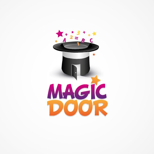 New logo for Magic Door