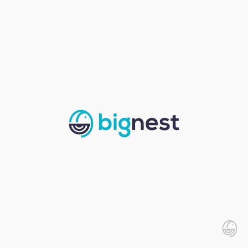 Logodesign for Bignest
