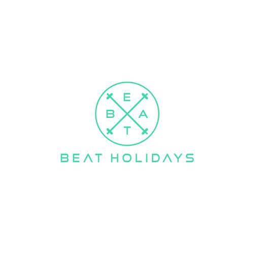 Logo design for Beat Holidays
