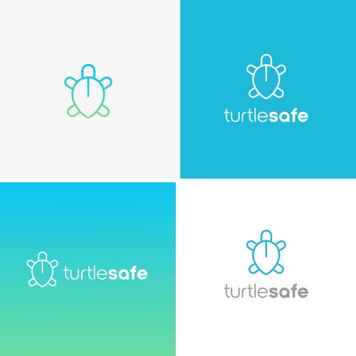 logo for Turtle Safe