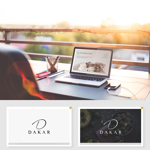 Creative Powerpoint for Dakar