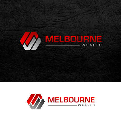 Melbourne Wealth needs a new logo