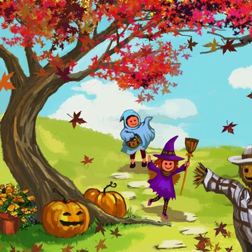 Halloween Place