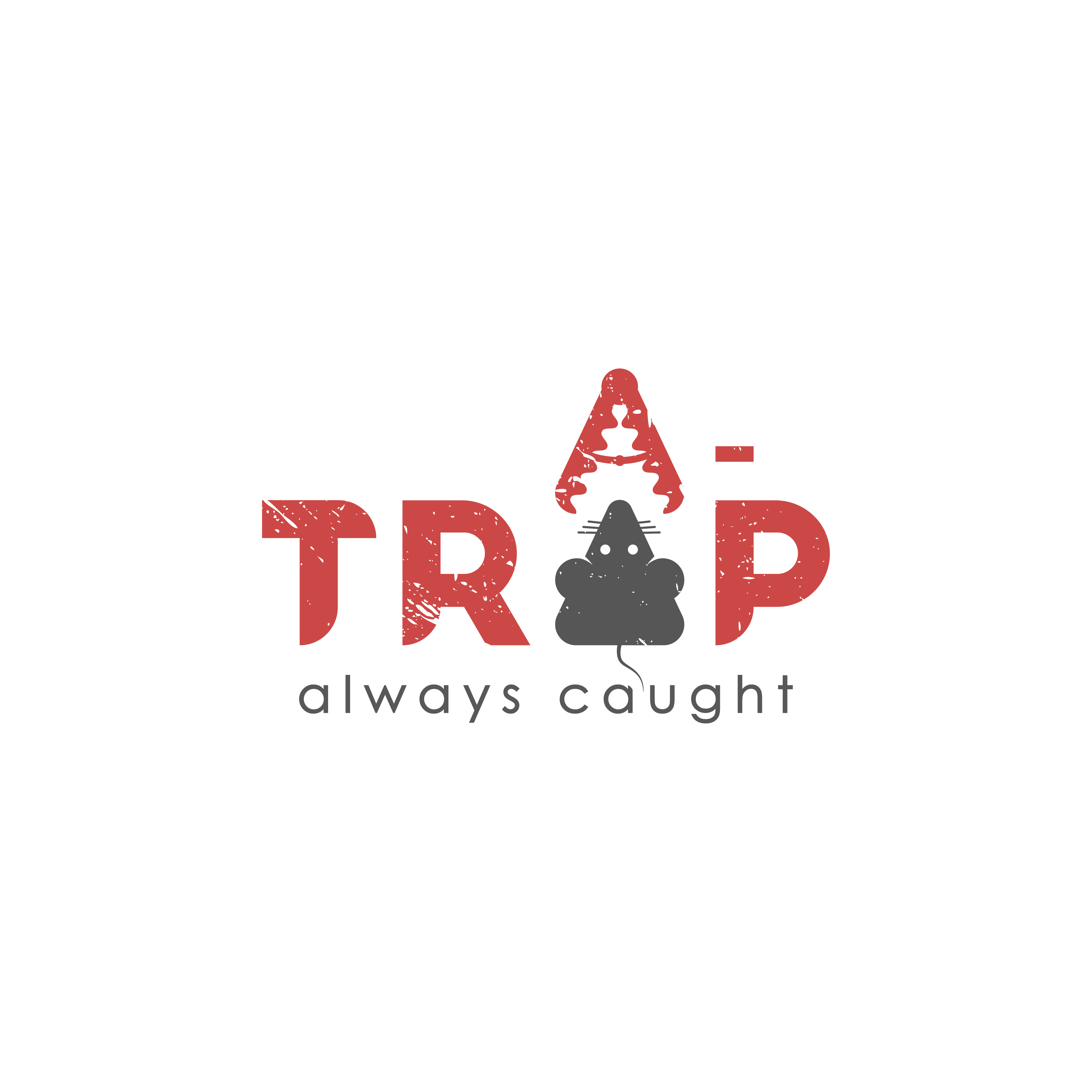 Create a strong logo for my rat trap company (w/o cat)