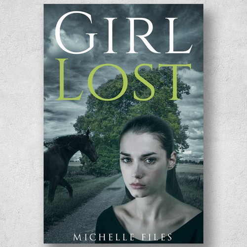 Girl Lost - Book Cover