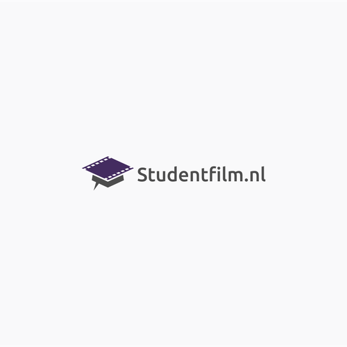 Logo concept for Studentfilm.nl