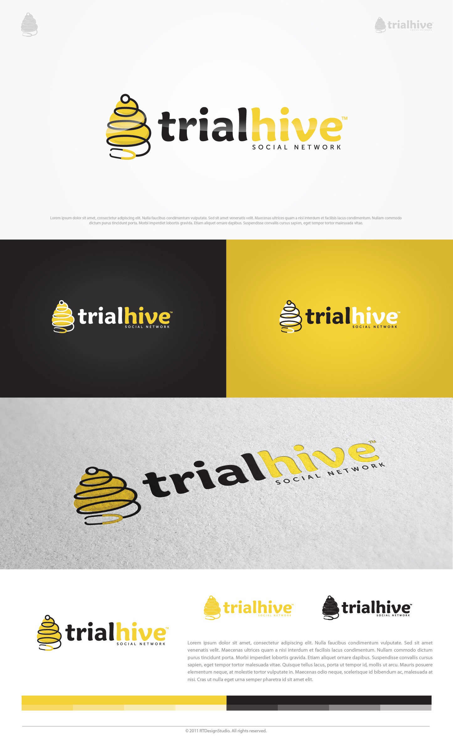 Help TrialHive with a new logo