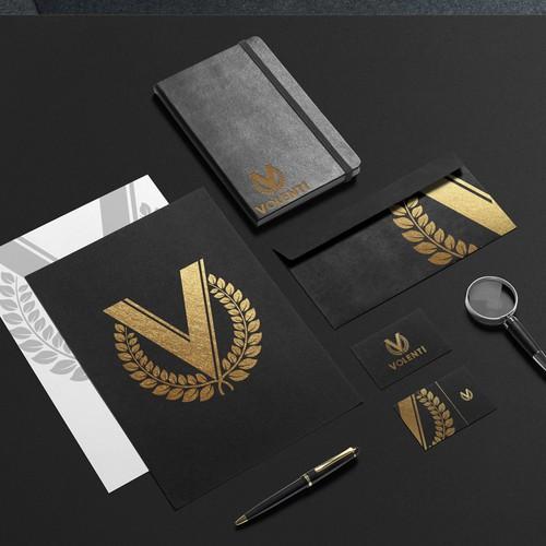 """""""V"""" logo"""