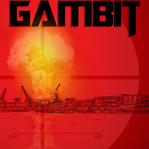 Book Cover needed for Nuclear Thriller