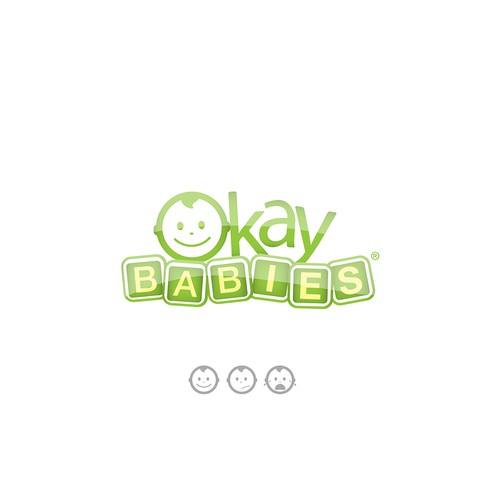Logo Design for OkayBabies