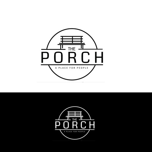 Logo Design for The Porch