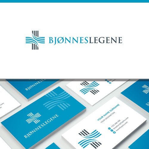 Create awesome logo for medical facility