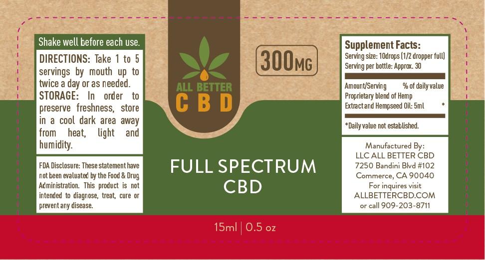 CBD Branding Design