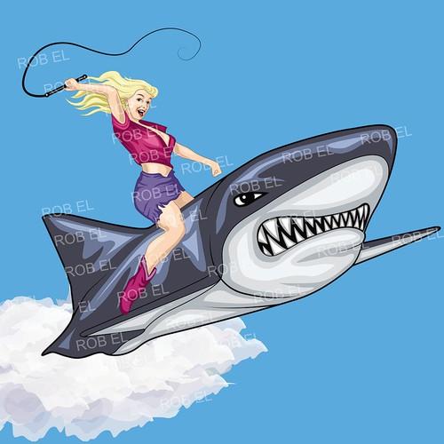 Shark Rider