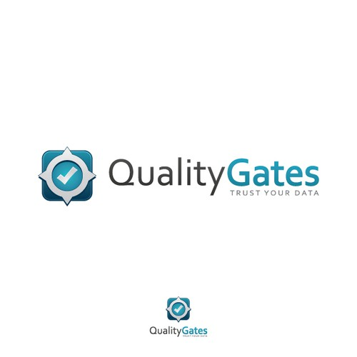 "!! NEW LOGO for our product  ""Quality-Gates"" ###"