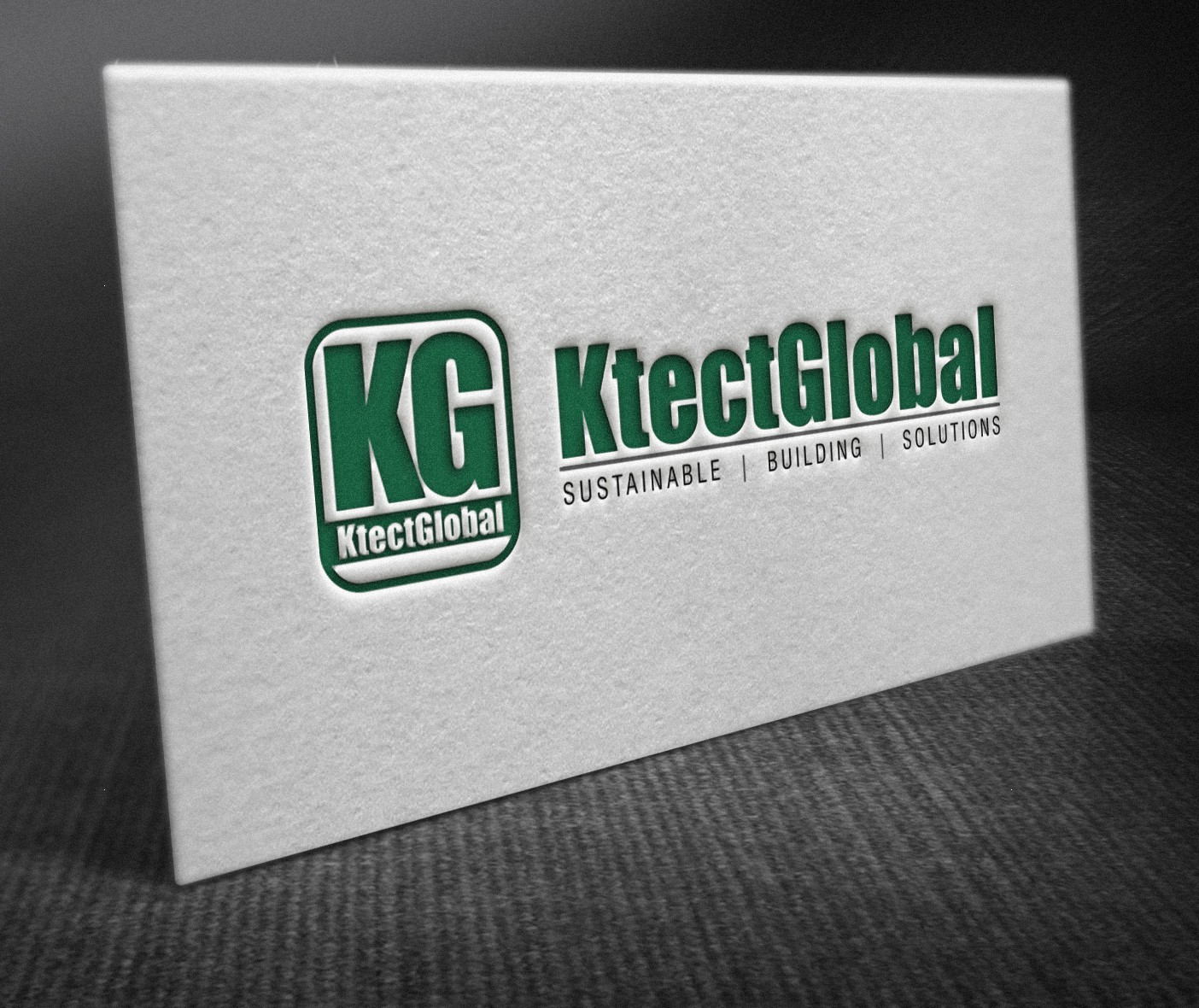 Help Ktect Global with a new logo