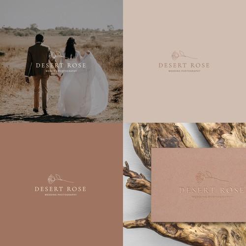 Logo concept for wedding photographer!