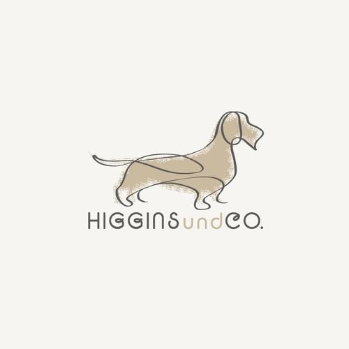 Dog School with a Daschund