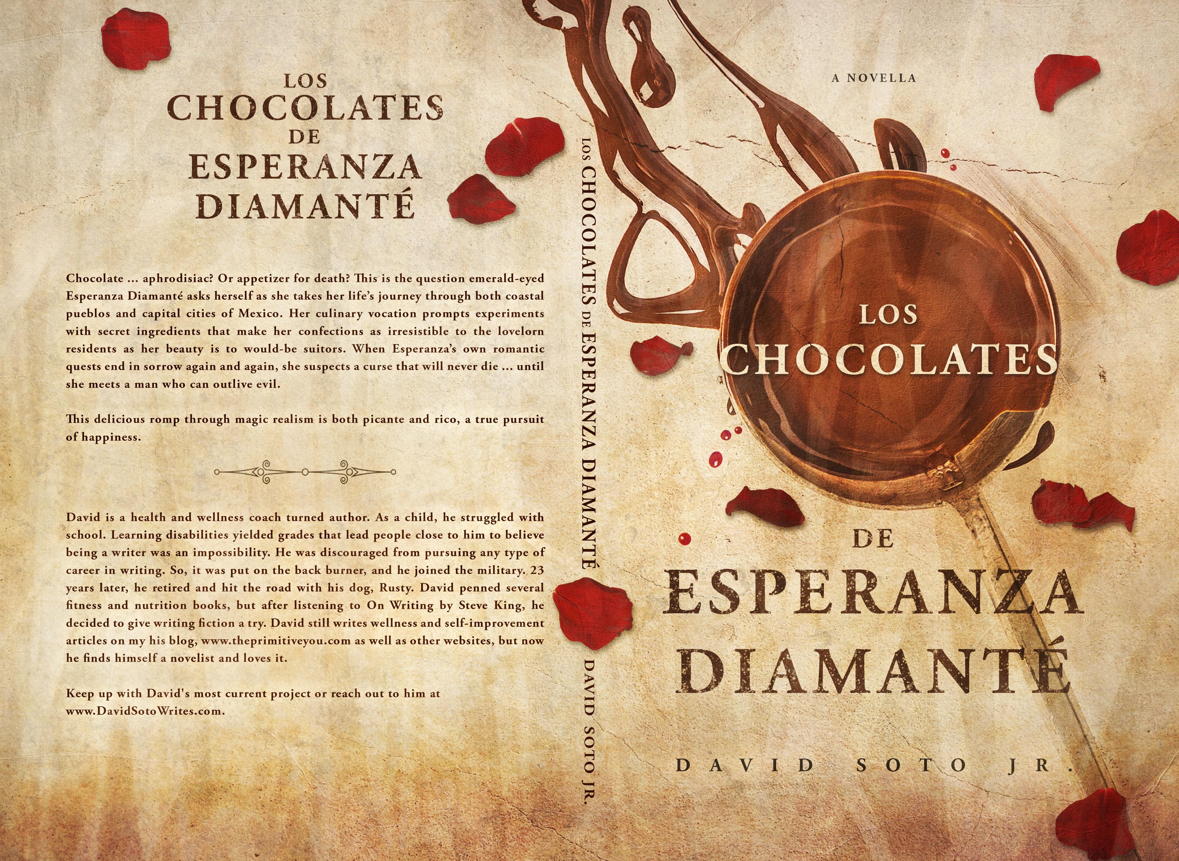 Book cover for Esperanza Diamanté