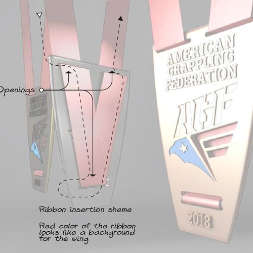 The AGF host Brazilian Jiu Jitsu tournaments in the US medal