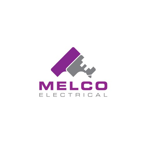 New Logo Concept for Melco Electrical