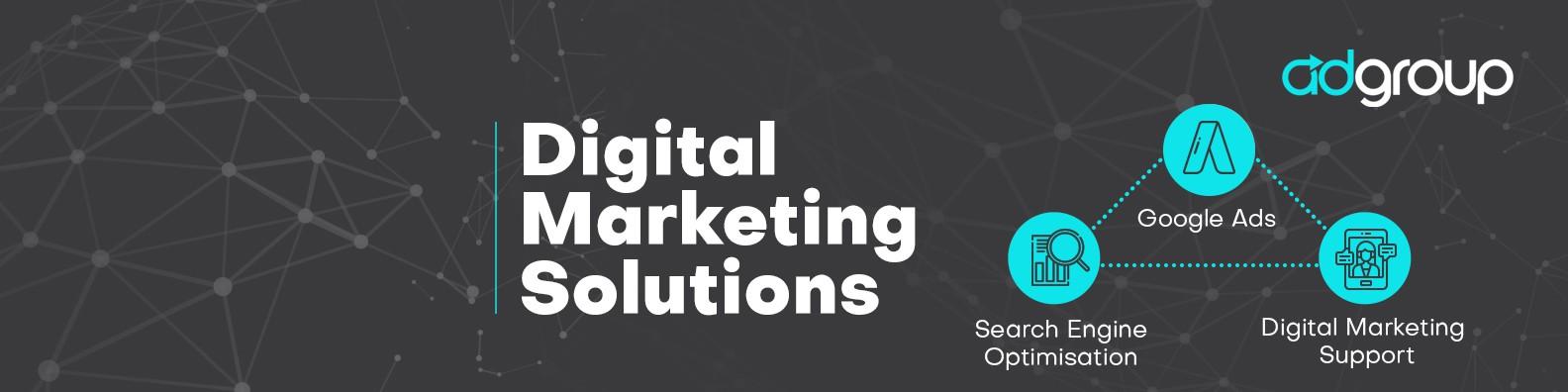LinkedIn Banner - Digital Marketing Consultant