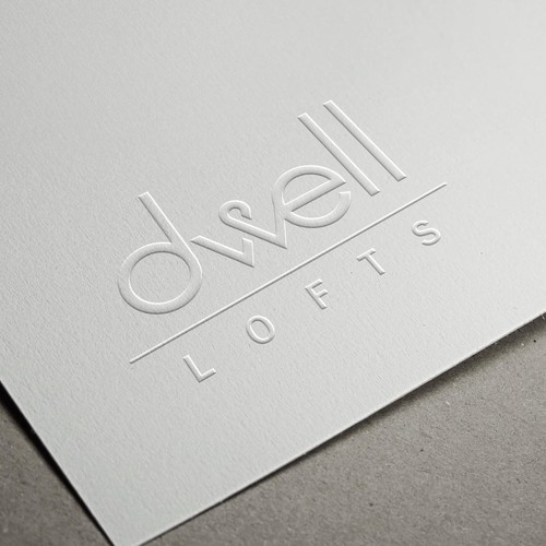 Chic and Sophisticated Logo for an Apartment