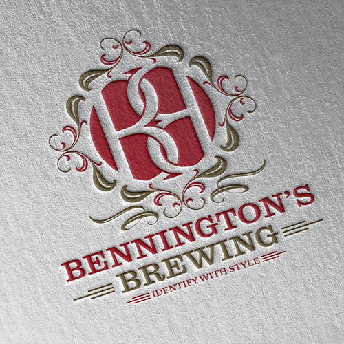 Bennington's Brewing Logo