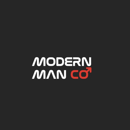 Logo to Appeal to the Modern Man