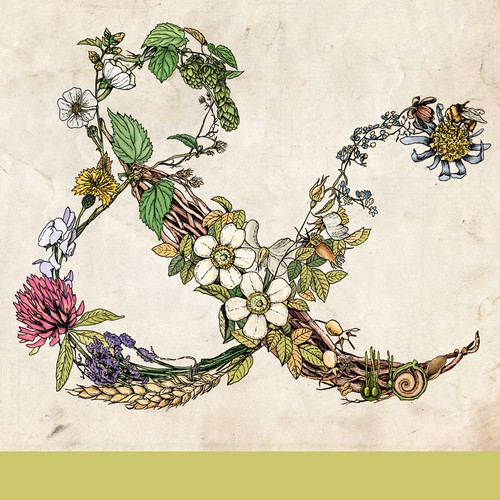 Botanical Ampersand
