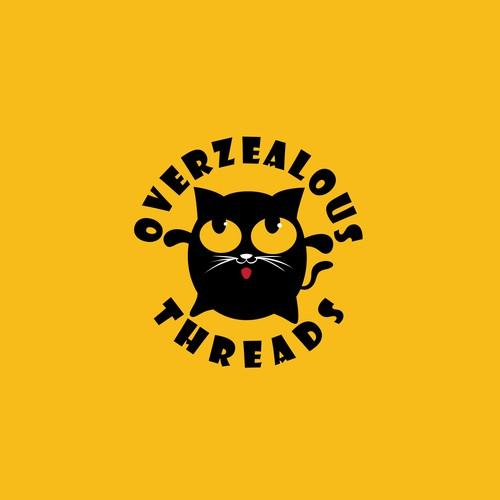 Design a Fun, Quirky Logo for Overzealous Threads