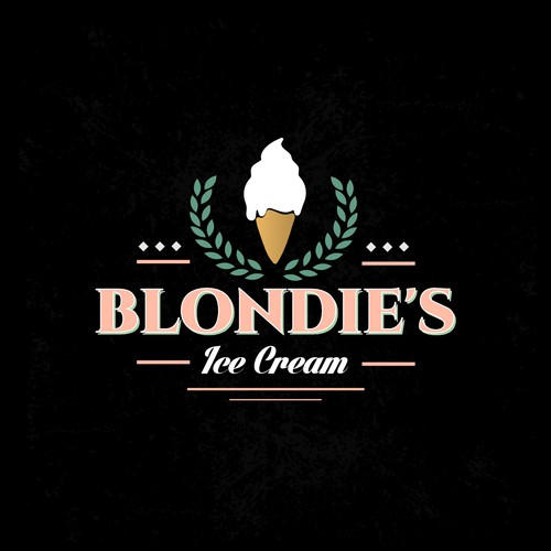 blondie's ice cream