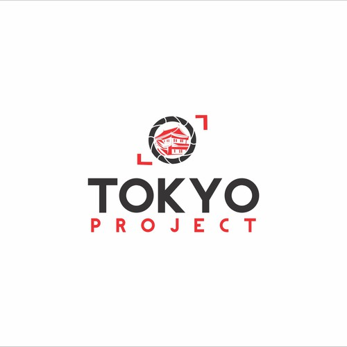 impactful logo for Tokyo Project